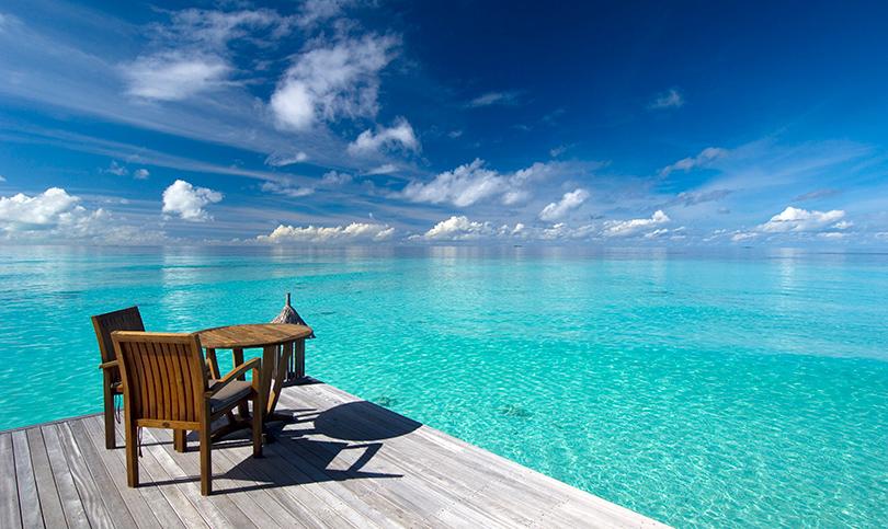 14 февраля. Идея подарка: гастрономический День святого  Валентина на курорте Conrad Maldives