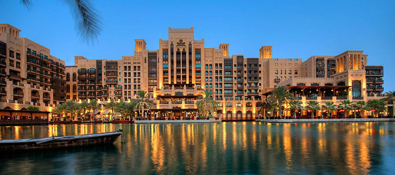 Madinat Jumeirah (Дубай)