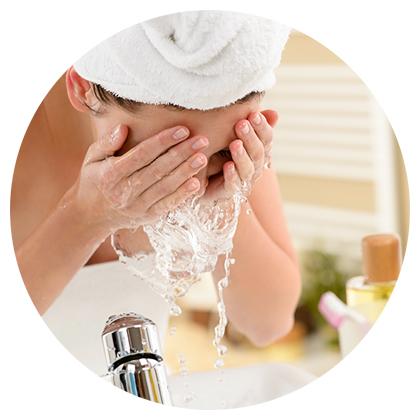 Health & Beauty: чего не стоит делать после косметологических процедур? Неумывайтесь водой из-под крана