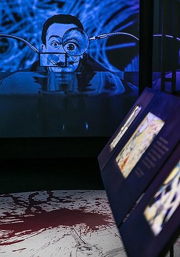 Арт-уикенд вМоскве: Дон Кихоты Анатолия Зверева иСальвадора Дали вМузееAZ