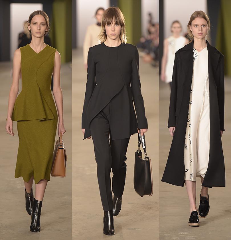 Показ BOSS произвел фурор на Неделе моды в Нью-Йорке