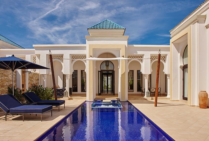 Travel News: в Марокко открывают курорт известной сети Banyan Tree