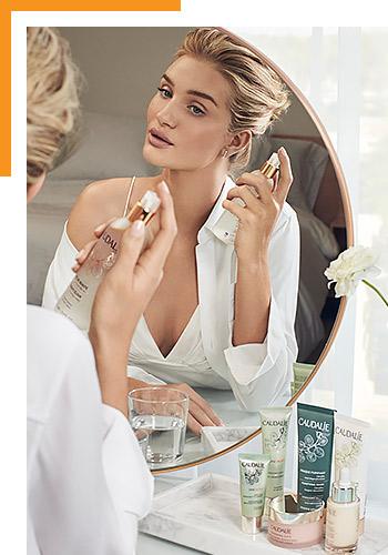 Успеть купить флакон лимитированной воды для красоты Beauty Elixir отCaudalie