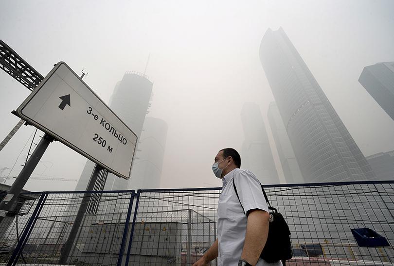 Healthy Lifestyle: загрязненный воздух мегаполисов — причина болезни Альцгеймера