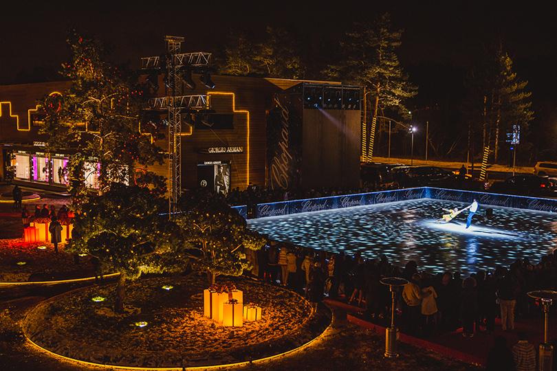 Открытие обновленного бутика Chopard в «Барвиха Luxury Village»