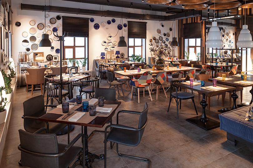 Lets Talk Food: москвоский ресторан Cook'Kareku выиграл европейское серебро