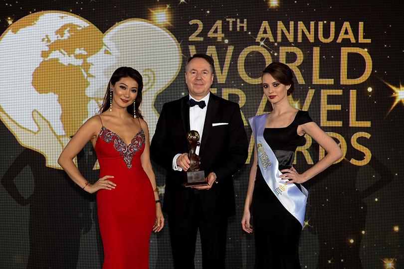 """World Travel Awards: """"Астория""""в Санкт-Петербурге— лучший отель класса люкс вРоссии"""