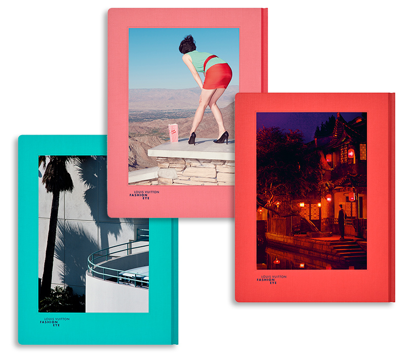 Style Notes: модный взгляд на путешествия. Новая серия книг Louis Vuitton Fashion Eye