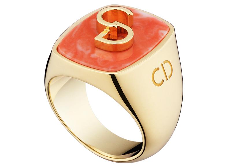 Fashion Jewelry: талисман на удачу. Кольца Lucky Dior