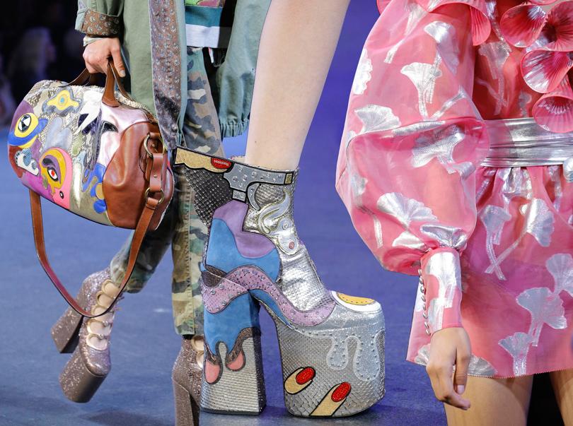Style Notes: парад супермоделей или рейв-вечеринка? Marc Jacobs в Нью-Йорке