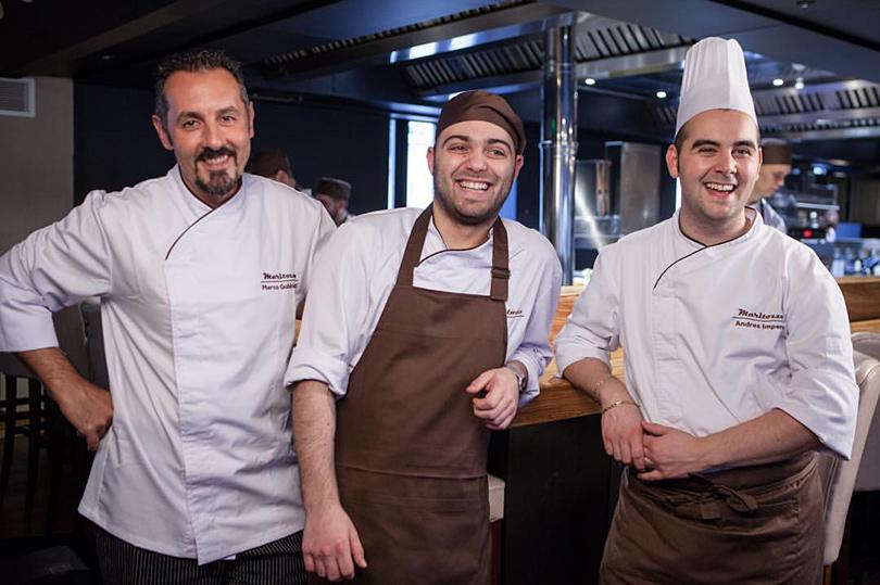 Идея дня: благотворительный эногастрономический ужин в ресторане Maritozzo. Марко Джуббиотти, Андреа Имперо и Томмазо Брунелли