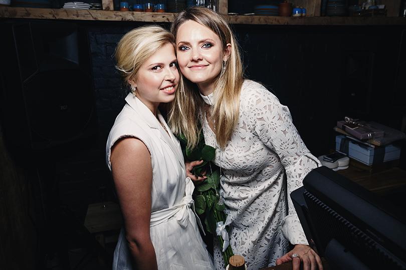Мария Богданович и Екатерина Мухина