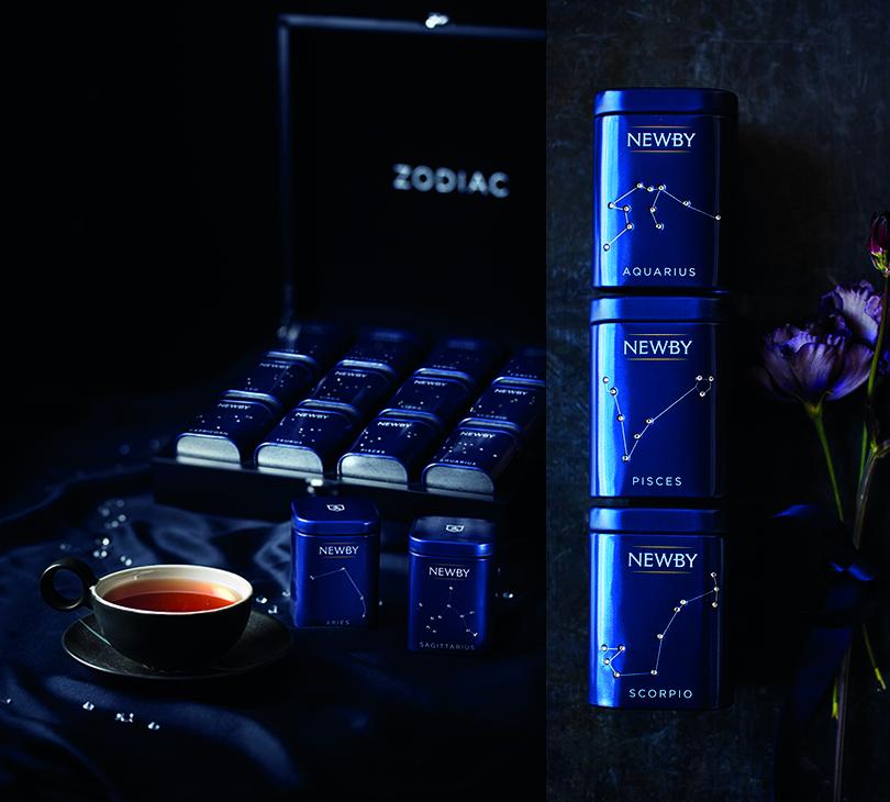 Идея подарка: Newby Zodiac. Чай как образ жизни