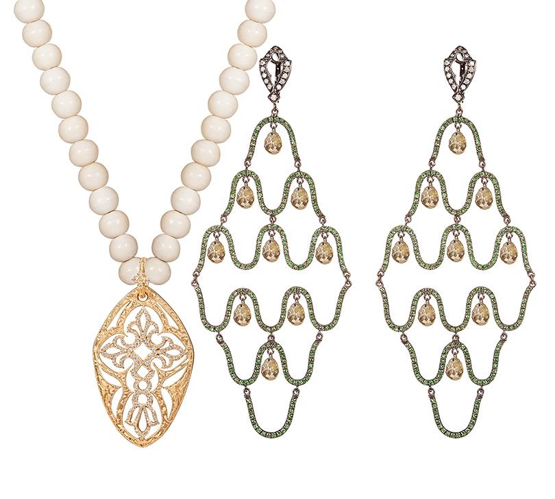 Часы & Караты: новая коллекция Loree Rodkin в Podium Jewellery