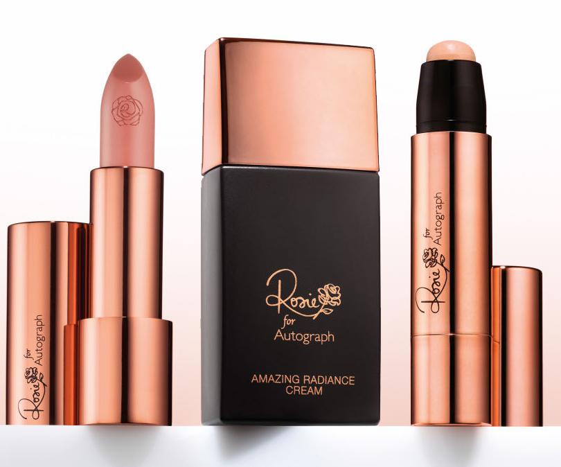Total Beauty: Роузи Хантингтон-Уайтли представила собственную косметическую линию Rosie for Autograph