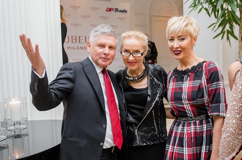 Виктор Бондаренко иОльга Свиблова