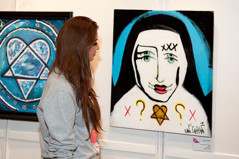 Art & More: о чем говорят молодые художники?