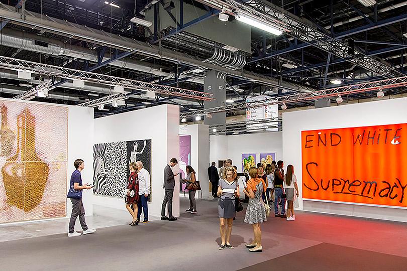 Art Basel Miami Beach Конференц-центр, Майами, США 7–10 декабря 2017 года