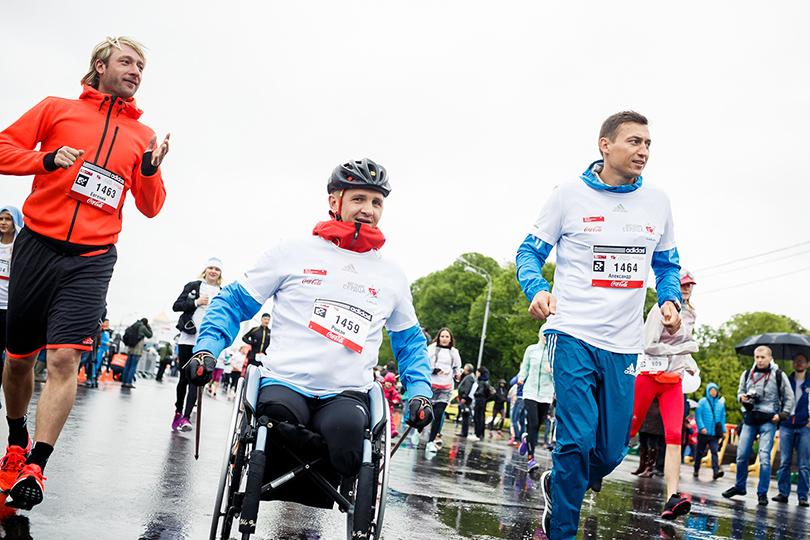 Идея дня: благотворительный забег «Adidas Бегущие сердца»
