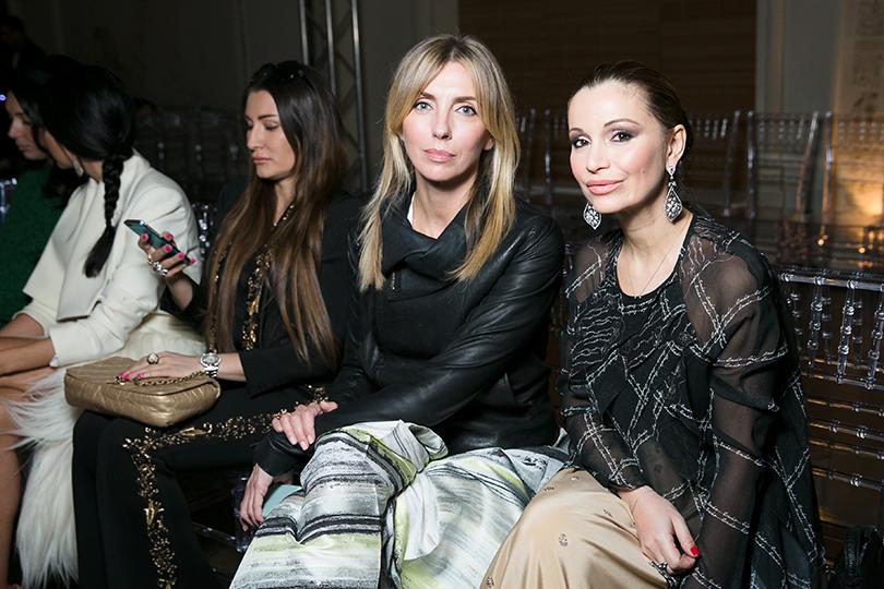 Светлана Бондарчук и Ольга Орлова