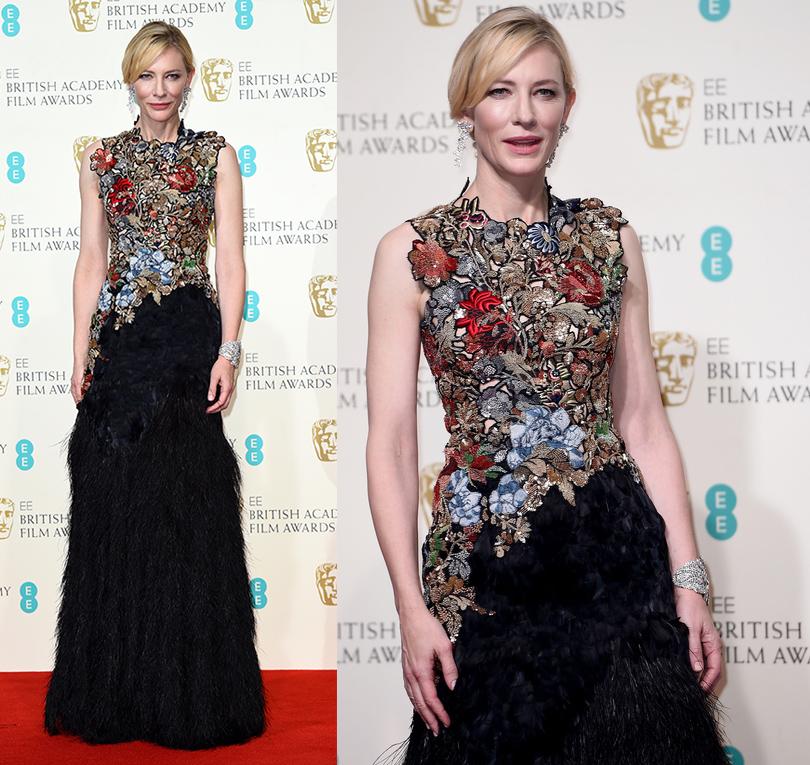Лучшие образы BAFTA: Кейт Бланшетт