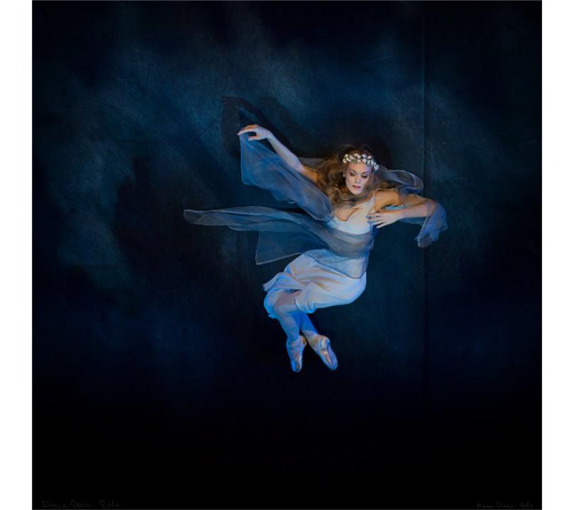 Ульяна Лопаткина на Dance Open, фотограф Марк Олич