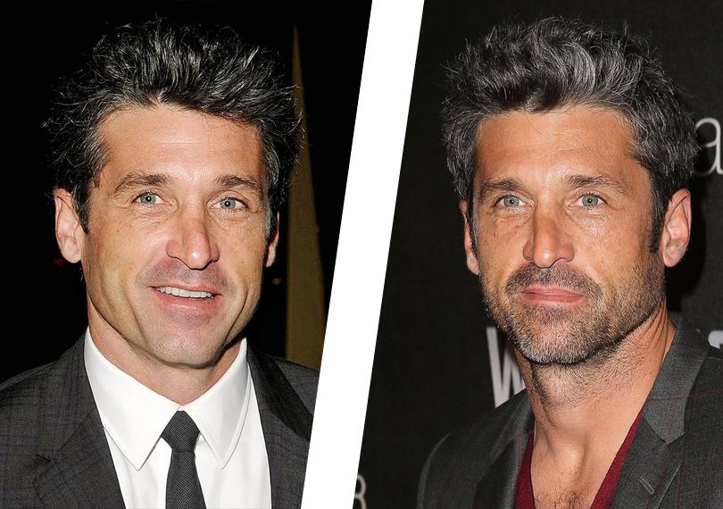 Men in Style: борода и люди. Патрик Дэмпси