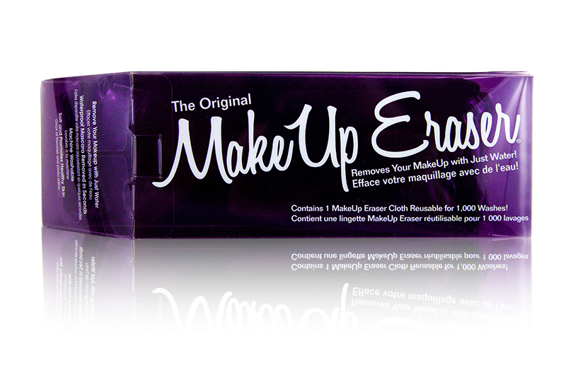 2. Удалить косметику без средства для снятия макияжа. MakeUp Eraser