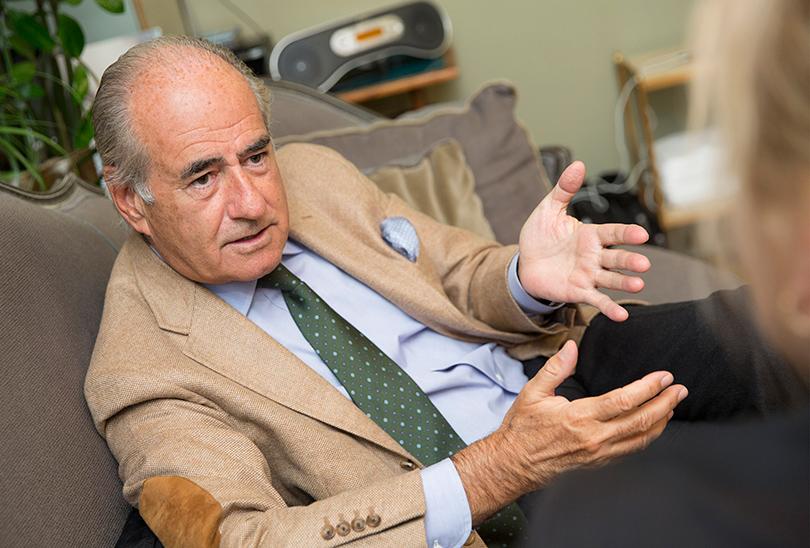 Хавьер де Бенито — известнейший человек в мире пластической хирургии