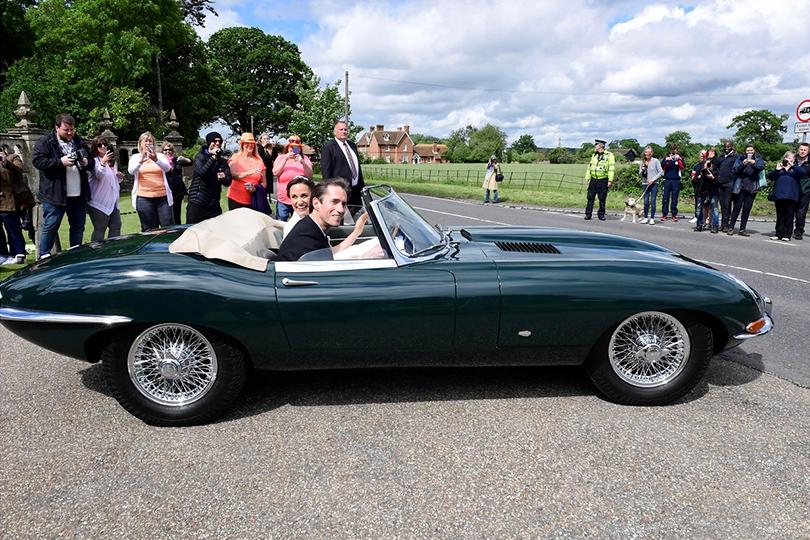 Кабриолеты Jaguar: любовь навсегда.
