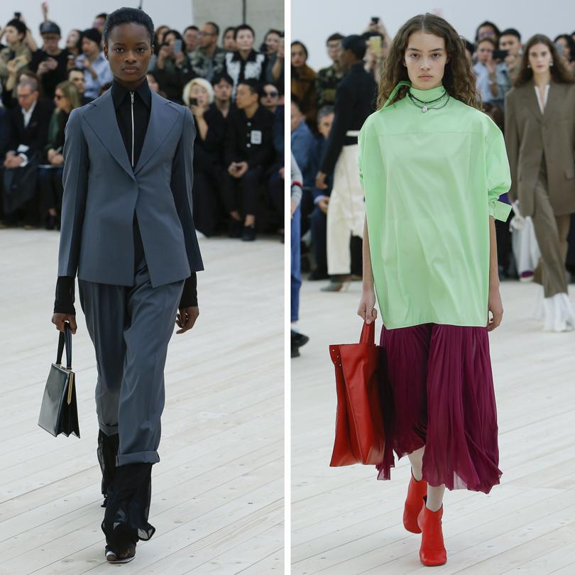 Style Notes: интерпретации Фиби Фило — показ Céline в Париже