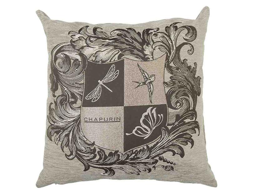 Декоративные подушки от Игоря Чапурина