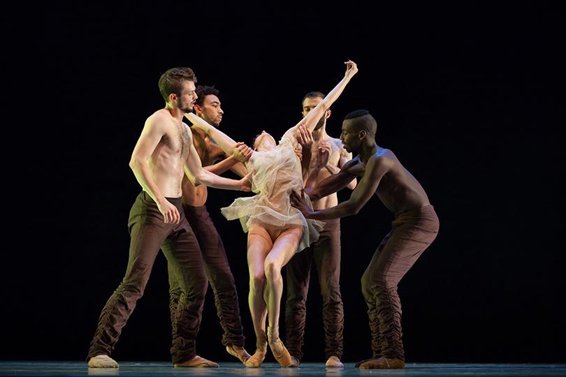 Балет: гид пофестивалю современной хореографии «Context. Диана Вишнёва». Alonzo King Lines Ballet, «Концерт для двух скрипок»