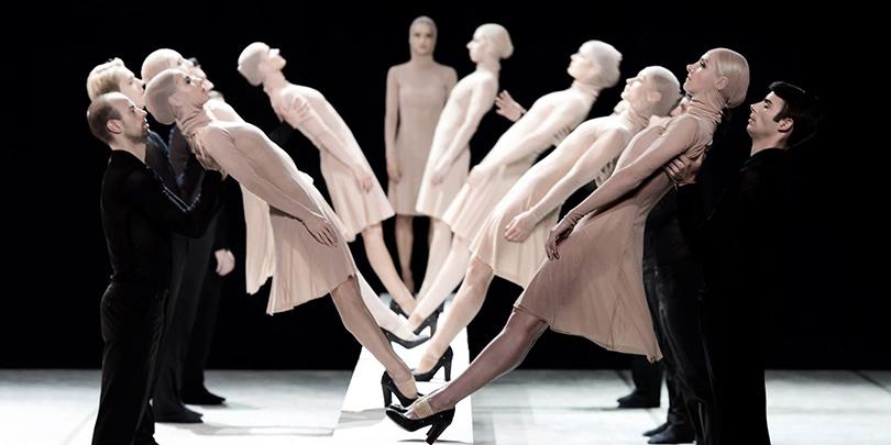 Идея дня: юбилейные спектакли звезды балета Дениса Матвиенко в театре им. Моссовета