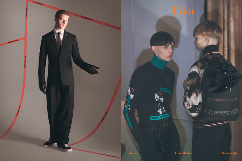 Фронтмен Depeche Mode Дэйв Гаан снялся врекламе Dior Homme