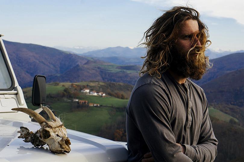 АромаШопинг: настоящие мужчины в фильме Tales of Wild в честь аромата Sauvage от Dior. Артур ван дер Путтен