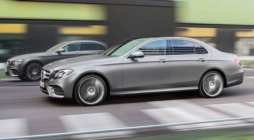 Cars with Jan Coomans: Mercedes E-class 220d review