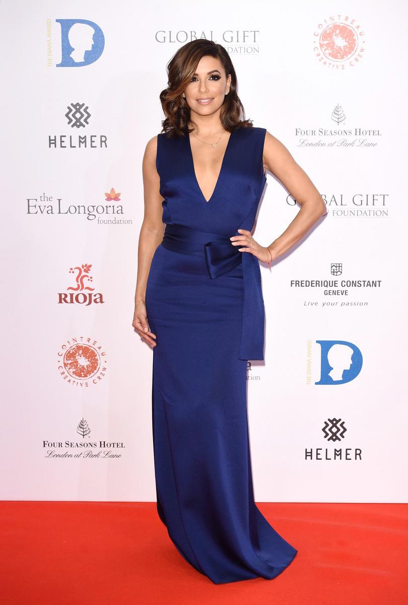 Ева Лонгория на Global Gift Gala 2015
