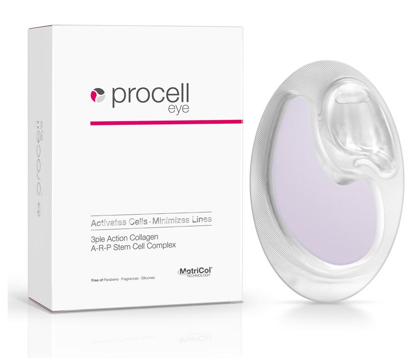 Идеальная косметичка: 6 лучших anti-age средств для ухода за кожей вокруг глаз. Маска для глаз ввиде патчей Medskin Solutions Procell Eye