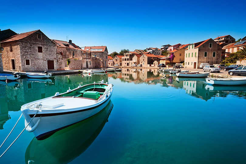 Travel News: отель Four Seasons на хорватском острове Хвар