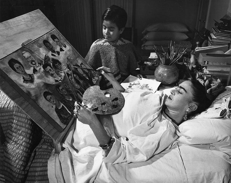 Фрида Кало — ретроспектива творчества и борьбы