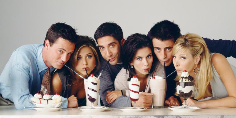 Новый эпизод сериала «Друзья» — на экранах 21 февраля
