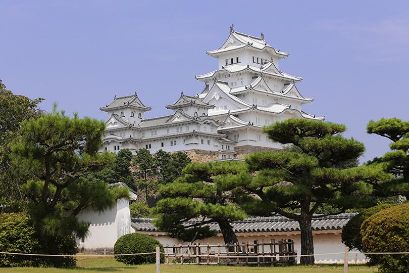 Замок Кумамото, Япония
