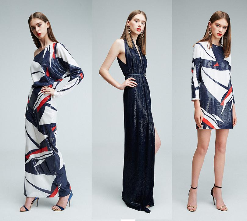 Style Notes: как выбрать платье на выпускной? 8 модных идей от российских дизайнеров: морской бриз, Alexander Terekhov