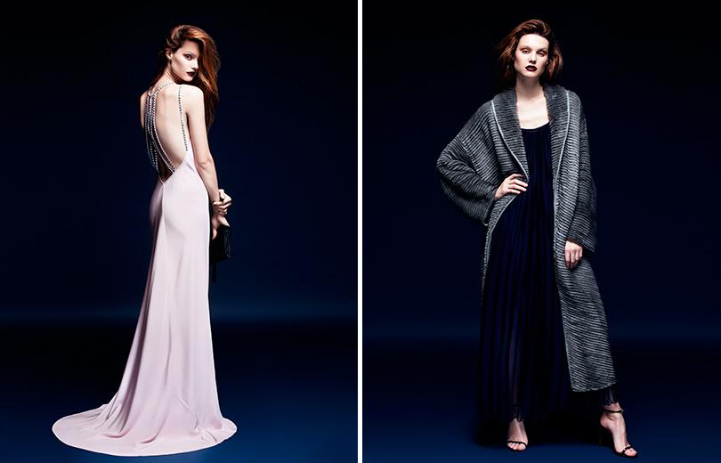 Блеск и роскошь 70-х в лукбуке новой коллекции Fur Fashion House Izeta