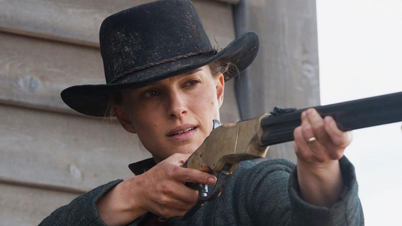 «Джейн берет ружье»