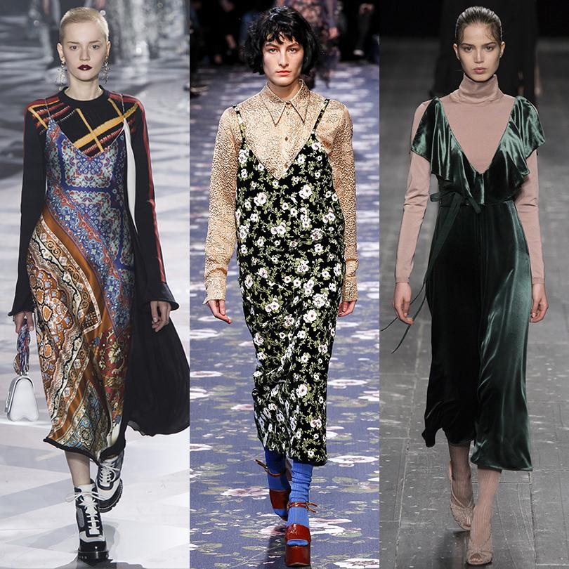 Louis Vuitton, Rochas, Valentino