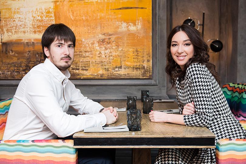 Павел Андреев и Мария Лобанова