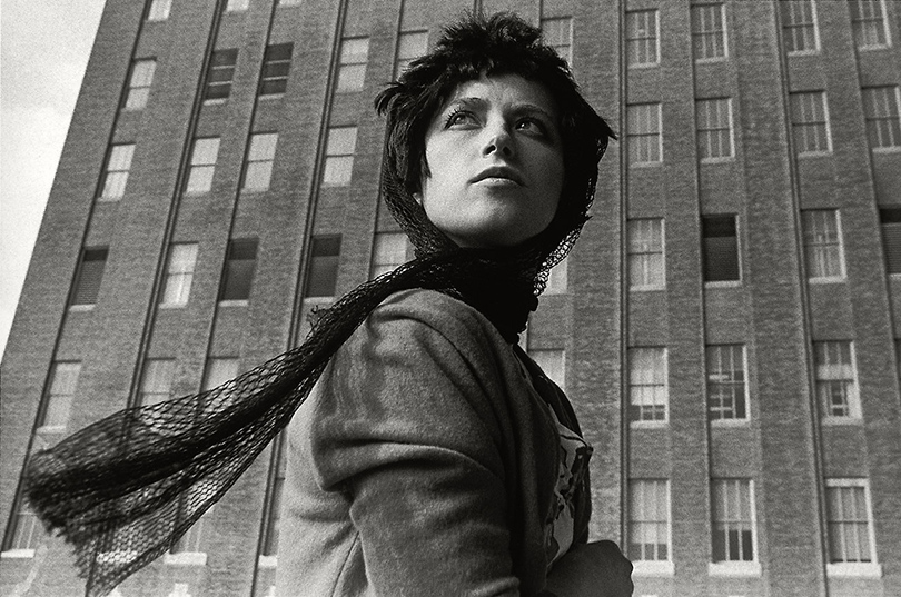 Синди Шерман: серия «Untitled Film Stills»