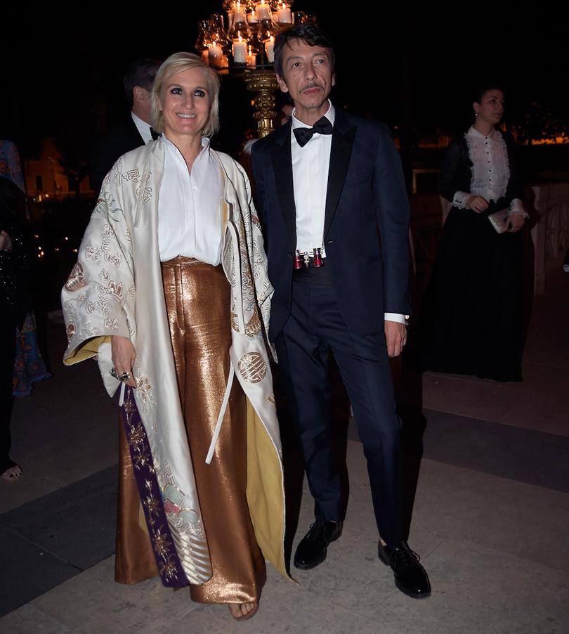 Мода и бизнес: Мария Грация Кьюри возглавила креативную команду Dior